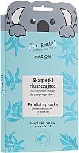 Parfums et Produits cosmétiques Chaussettes exfoliantes au complexe d'acides - Marion Dr Koala Exfoliating Socks