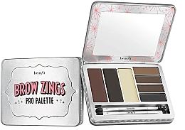Parfums et Produits cosmétiques Palette pour sourcils - Benefit Brow Zings Pro Palette