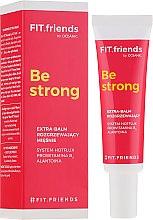 Parfums et Produits cosmétiques Baume chauffant pour les muscles - AA Fit.Friends Be Strong Extra Balm