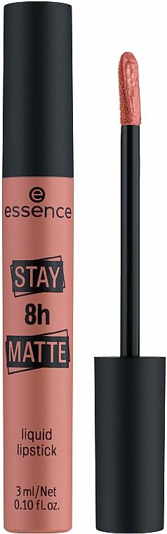 Rouge à lèvres liquide mat - Essence Stay 8H Matte Liquid Lipstick