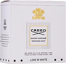 Parfums et Produits cosmétiques Creed Love In White Perfumed Soap - Savon parfumé