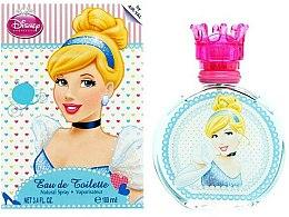 Parfums et Produits cosmétiques Air-Val International Princess Cinderella - Eau de Toilette
