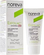 Parfums et Produits cosmétiques Soin kérato-actif pour visage - Noreva Laboratoires Exfoliac Acnomega