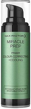 Base de maquillage rafraîchissante et corrective - Max Factor Miracle Prep Colour Correcting Cooling — Photo N1
