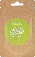 Parfums et Produits cosmétiques Gommage au café et mangue pour corps - BodyBoom Coffee Scrub Mango