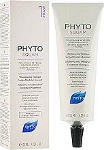Parfums et Produits cosmétiques Shampoing anti-pelliculaire à l'extrait de poivre noir - Phyto Phytosquam Intensive Anti-Dandruff Treatment Shampoo