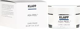 Parfums et Produits cosmétiques Crème exfoliante à l'acide hyaluronique pour visage - Klapp ASA Peel Cream ACA