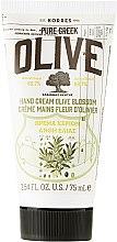Parfums et Produits cosmétiques Crème à la fleur d'oliver pour mains - Korres Pure Greek Olive Blossom Hand Cream