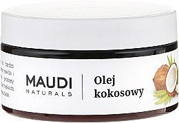 Parfums et Produits cosmétiques Huile de coco - Maudi