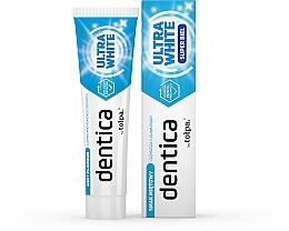 Parfums et Produits cosmétiques Dentifrice au goût de menthe - Tolpa Dentica Ultra White