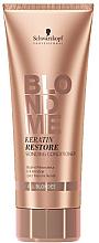 Parfums et Produits cosmétiques Après-champooing à la kératine - Schwarzkopf Professional Blondme Keratin Restore Bonding Conditioner