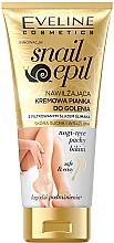 Parfums et Produits cosmétiques Mousse à raser crémeuse à la bave d'escargot pour corps - Eveline Cosmetics Snail Epil