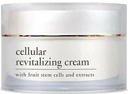 Parfums et Produits cosmétiques Crème aux cellules souches de fruits pour visage - Yellow Rose Cellular Revitalizing Cream