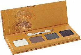 Parfums et Produits cosmétiques Palette de fards à paupières Regard Sublime - Couleur Caramel Palette Regard Sublime