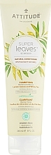Parfums et Produits cosmétiques Après-shampooing - Attitude Conditioner Clarifying Lemon Leaves And White Tea