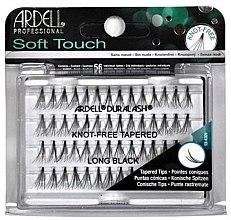 Parfums et Produits cosmétiques Faux-cils individuels - Ardell Soft Touch Long Black
