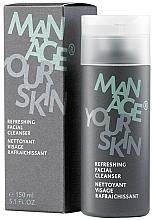 Parfums et Produits cosmétiques Gel à l'extrait d'armoise pour visage - Dr. Spiller Manage Your Skin Refreshing Facial Cleanser