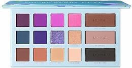 Parfums et Produits cosmétiques Paleta cieni do powiek - Moira You're Berry Cute Pressed Pigments Palette