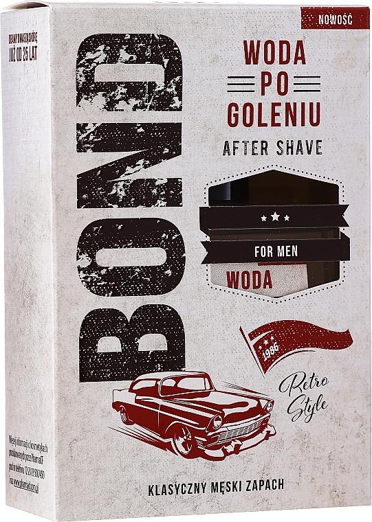 Lotion après-rasage - Bond Retro Style After Shave Lotion