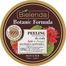 Parfums et Produits cosmétiques Gommage hydratant et raffermissant au gingembre et angélique pour corps - Bielenda Botanic Formula Ginger + Angelica Body Scrub