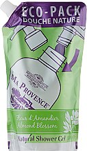 Parfums et Produits cosmétiques Gel douche, Fleur d'amandier (recharge) - Ma Provence Shower Gel Almond
