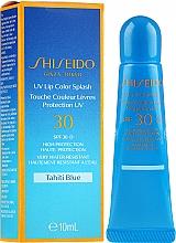 Parfums et Produits cosmétiques Baume à lèvres solaire SPF 30 - Shiseido UV Lip Color Splash