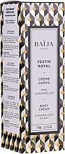 Parfums et Produits cosmétiques Crème à la cire d'abeille pour corps - Baija Festin Royal Body Cream