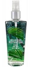 Parfums et Produits cosmétiques Brume parfumée pour corps - Corsair Delicious Destinations Jungle Body Mist