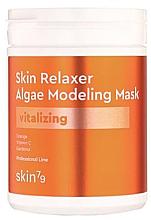 Parfums et Produits cosmétiques Masque modelant aux algues pour visage - Skin79 Relaxer Algae Modeling Mask Vitalizing