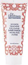 Parfums et Produits cosmétiques Masque à l'huile de jojoba pour cheveux - Dr. Derehsan Color Protection Hair Mask