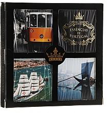 Parfums et Produits cosmétiques Set de savons en barre - Essencias De Portugal Living Portugal (savon/4x50g)