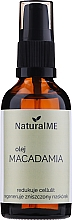 Parfums et Produits cosmétiques Huile de macadamia pour corps - NaturalME