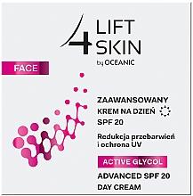 Parfums et Produits cosmétiques Crème de jour à la vitamine E SPF20 - Lift4Skin Active Glycol Advanced Day Cream