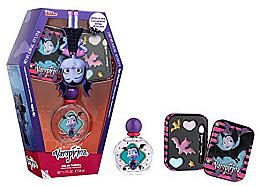 Parfums et Produits cosmétiques Air-Val International Disney Vampirina - Set Disney Junior (eau de toilette 50 ml + fards à paupières + baume à lèvres)