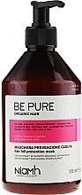 Parfums et Produits cosmétiques Masque à l'extrait de curcuma pour cheveux - Niamh Hairconcept Be Pure Hair Fall Prevention Mask