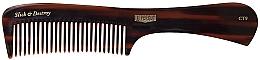 Parfums et Produits cosmétiques Peigne à cheveux - Uppercut Deluxe CT9 Tortoise Styling Comb
