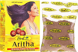 Parfums et Produits cosmétiques Shampooing en poudre naturel - Hesh Aritha Powder Shampoo