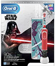 Parfums et Produits cosmétiques Coffret cadeau - Oral-B Kids Star Wars Special Edition (tooth/brush/1pcs + case) (1pcs)