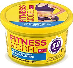Parfums et Produits cosmétiques Masque express anti-cellulite à l'argile pour corps - FitoKosmetik Hair Fitness Model