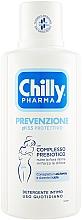 Parfums et Produits cosmétiques Gel d'hygiène intime avec complexe prébiotique - Chilly Pharma Prevenzione pH 3.5 Protective Intimate Cleanser