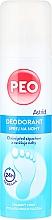 Parfums et Produits cosmétiques Spray désodorisant rafraîchissant pour les pieds - Astrid Foot Deodorant Spray Peo