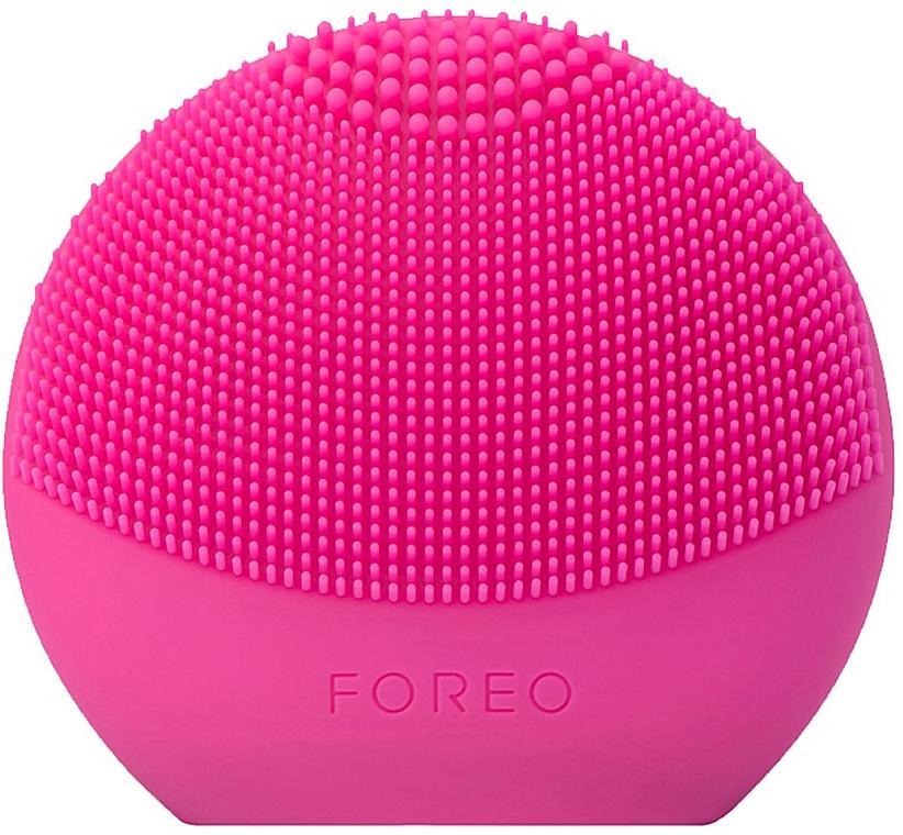 Brosse nettoyante pour visage - Foreo Luna Fofo Smart Facial Cleansing Brush Fuchsia