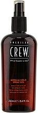 Parfums et Produits cosmétiques Gel de coiffage en spray fixation souple, tenue moyenne - American Crew Classic Spray Gel