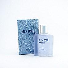 Parfums et Produits cosmétiques Chat D'or Keen Zone For Men - Eau de Toilette