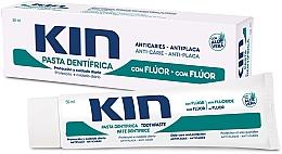 Parfums et Produits cosmétiques Dentifrice à l'aloès - Kin Aloe Vera Toothpaste
