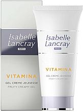 Parfums et Produits cosmétiques Gel-crème aux cellules de kiwi pour visage - Isabelle Lancray Vitamina Fruity Creamy Gel