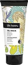 Parfums et Produits cosmétiques Gel douche, Datte et vanille - Bio Happy Shower Gel Dates And Vanilla