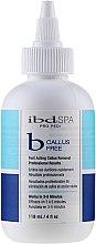 Parfums et Produits cosmétiques Soin anti-callosités et cors - IBD Spa Pro Pedi B-Callus Free
