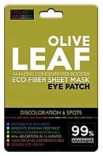 Parfums et Produits cosmétiques Patchs anti-décoloration à l'extrait de feuille d'olive pour contour des yeux - Beauty Face IST Dark Circles & Spots Eye Patch Olive Leaf
