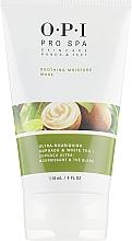 Parfums et Produits cosmétiques Masque à l'huile d'avocat pour pieds - O.P.I ProSpa Skin Care Hands&Feet Soothing Moisture Mask